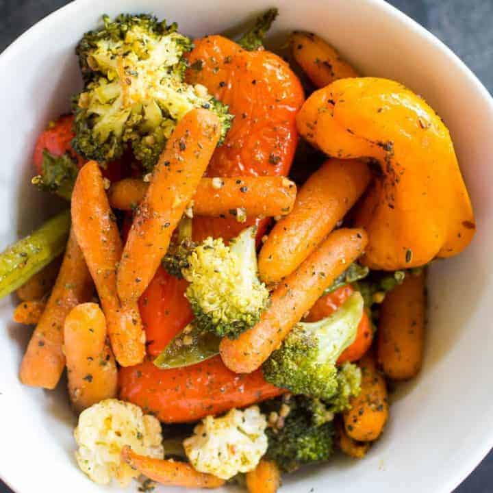 Traeger Grilled Vegetables