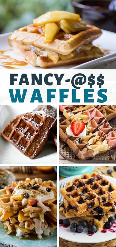 Fancy Waffles