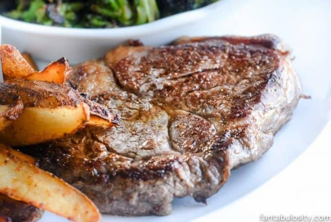 Fantabulosity Easy Steak Recipe