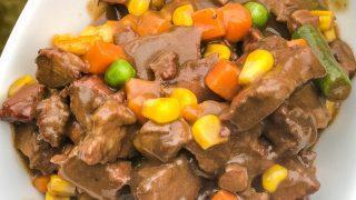 Traeger Roast Beef Bowl