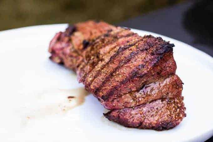 Smoked Beef Tenderloin