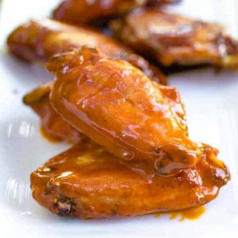Traeger Smoked and Fried Chicken Wings