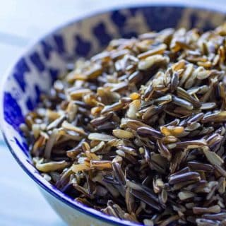 Instant Pot Wild Rice Recipe