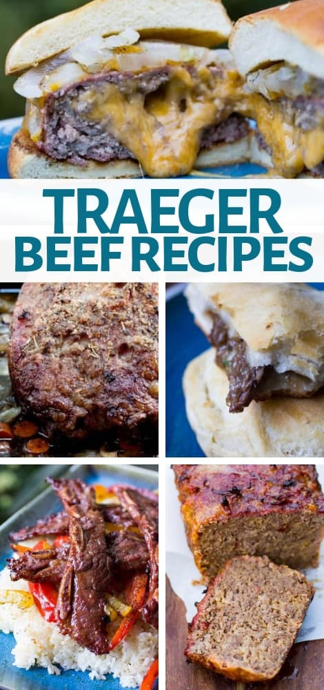 Best Traeger Beef Recipes