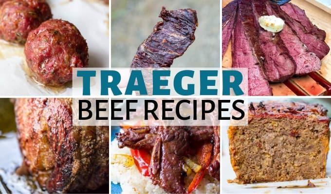 Traeger Beef Recipes