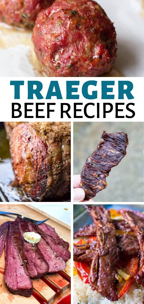 Traeger Beef Recipes