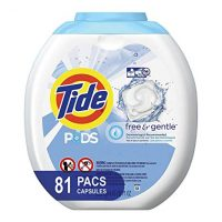 Free and Gentle Laundry Detergent