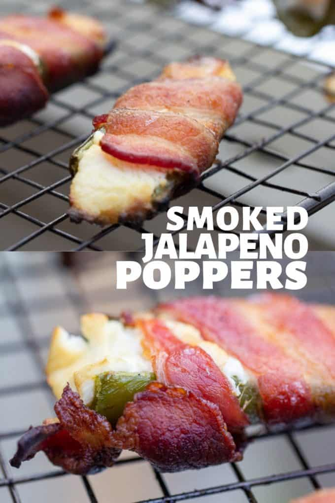 Smoked Jalapeno Poppers