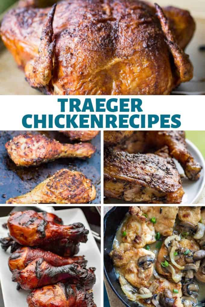 Traeger Chicken Recipes
