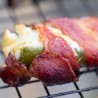 Traeger Smoked Jalapeno Poppers