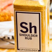 Spiceology Shoulder Rub