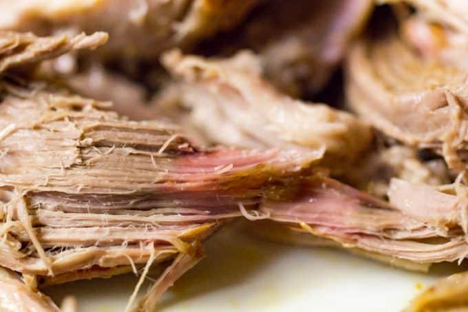 Shortcut Smoked Pulled Pork