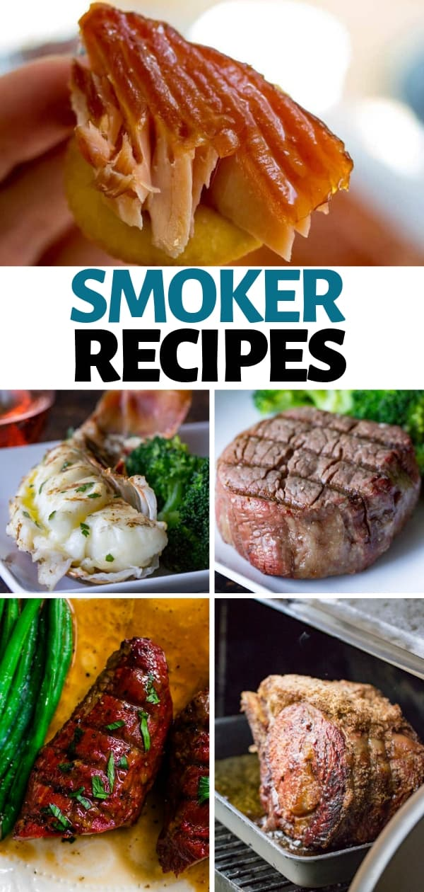 Smoker Recipes