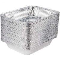 30 pack Foil Grill Pans