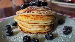 Gluten-Free Ricotta Pancakes
