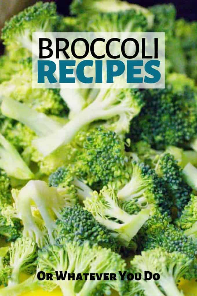 Easy Broccoli Recipes