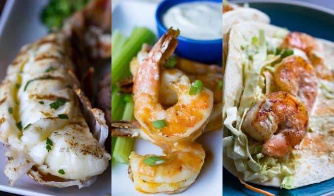 Traeger Seafood Recipes