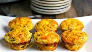 Gluten-Free Sausage Egg Muffins