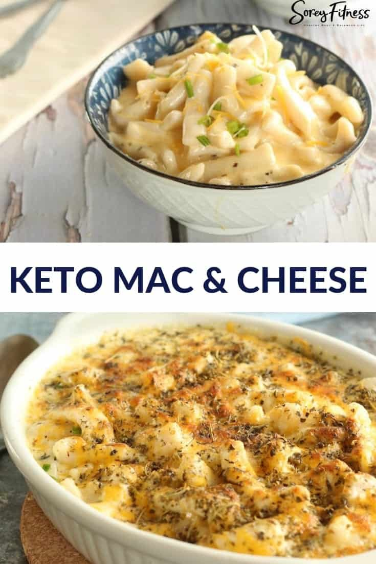 Keto Mac and Cheese – Our Favorite No Cauliflower, Low Carb Pasta!