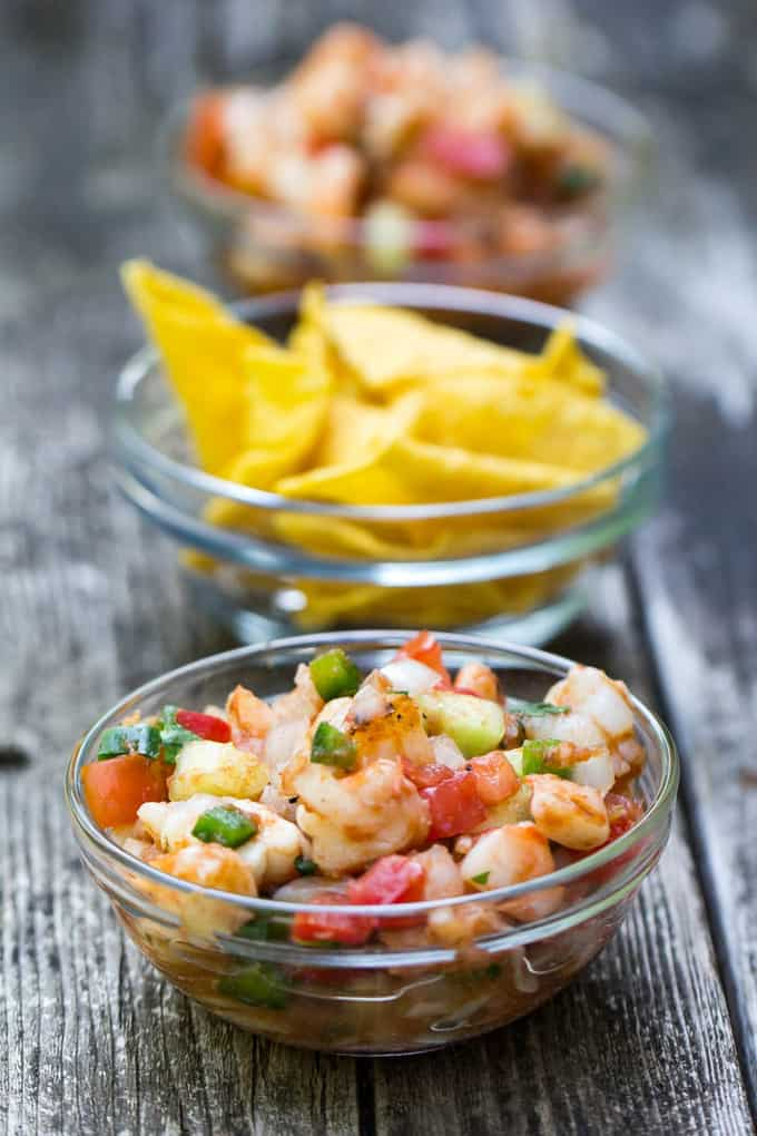 Shrimp Ceviche Recipe