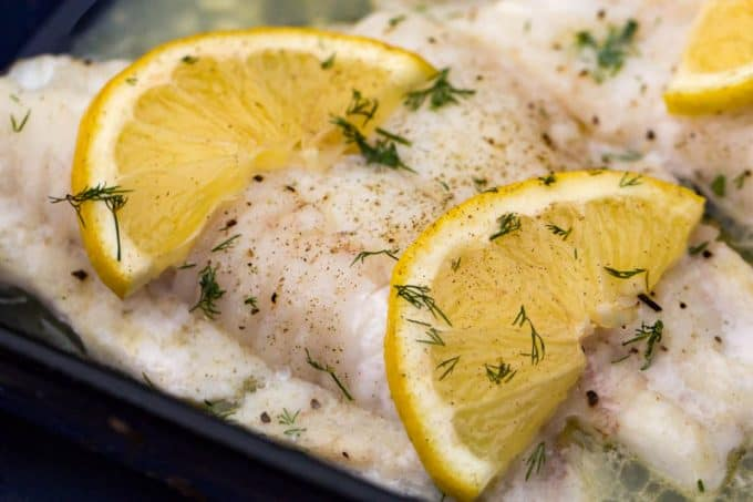 Traeger Rockfish Recipe