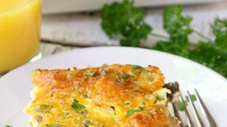 Ultimate Oven Omelette