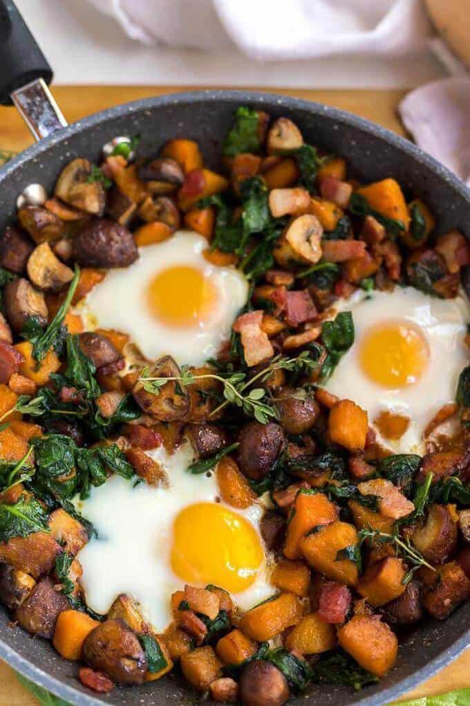 Whole 30 Breakfast Hash