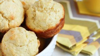 Mom's Easy Breakfast Muffins
