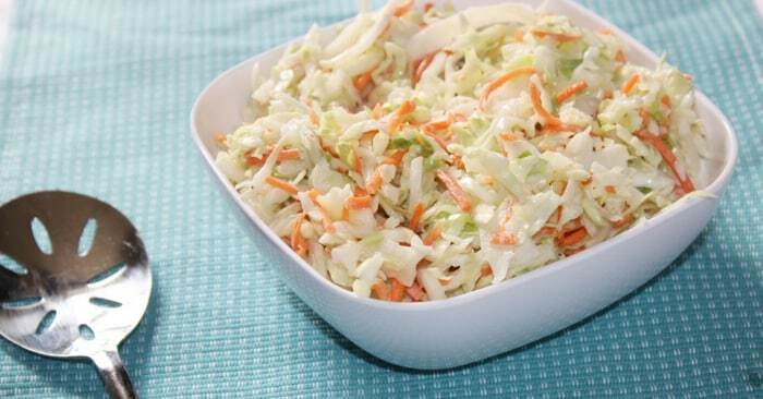 Easy KFC Coleslaw Recipe To Serve Up This Summer