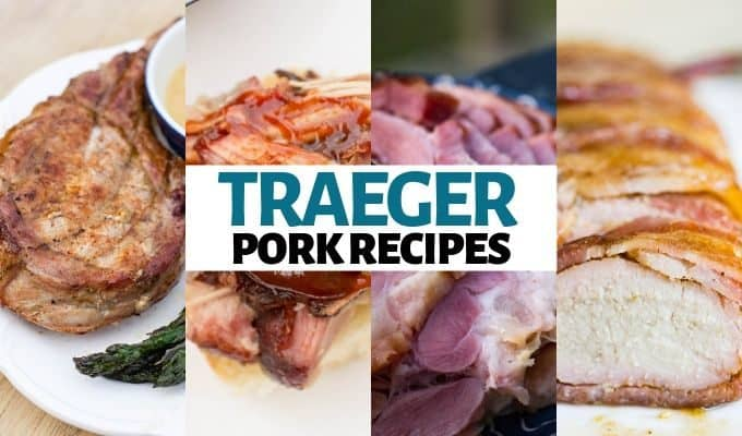 Traeger Pork Recipes