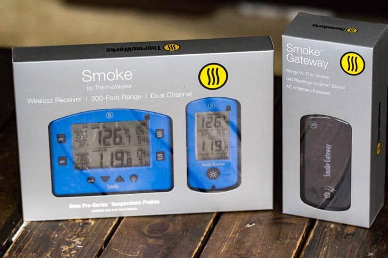 Thermopro Smoke and Gateway