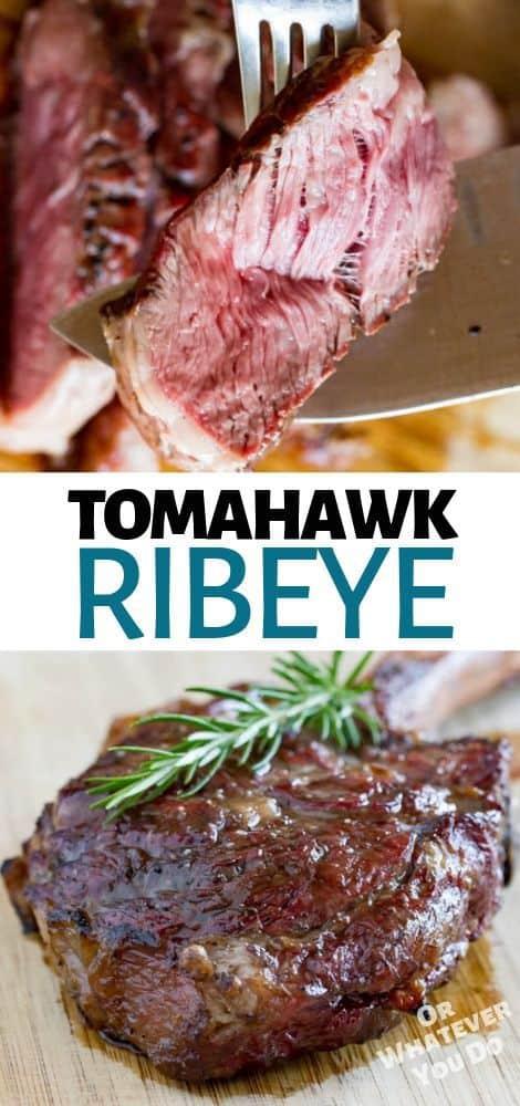 Tomahawk Ribeye