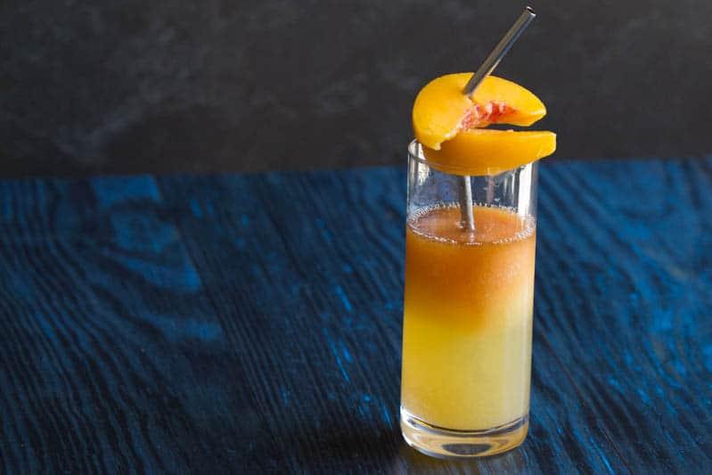 Bellini Rum Punch