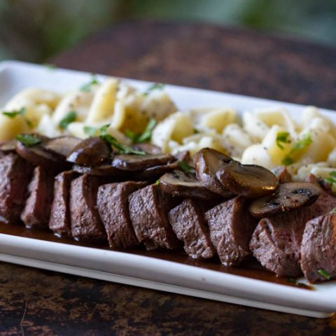 Blackstone Griddle Steak
