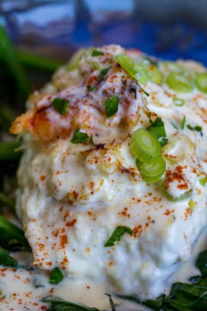 Crab Stuffed Lingcod Or Whatever You Do
