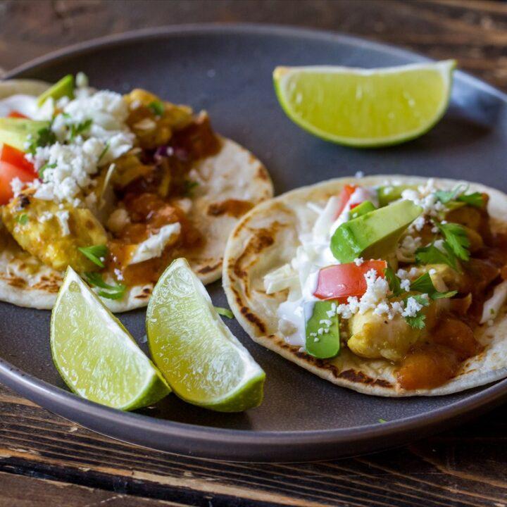 Easy Fresh Fish Taco Recipe