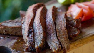 Traeger Carne Asada