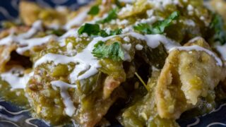 Hatch Chilaquiles Verdes