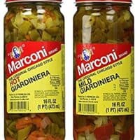 Marconi The Original Chicago Style Hot & Mild Giardiniera