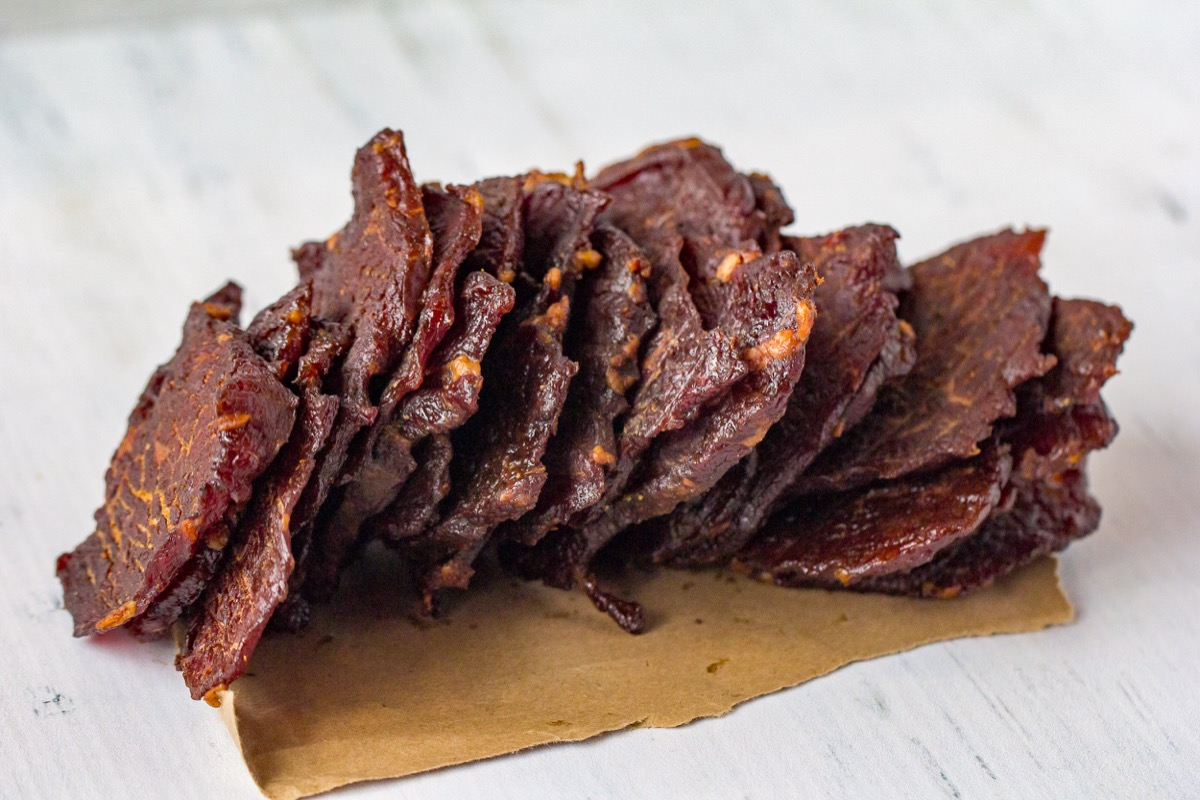 Bulgogi Beef Jerky   Or Whatever You Do