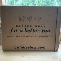Butcher Box Subscription