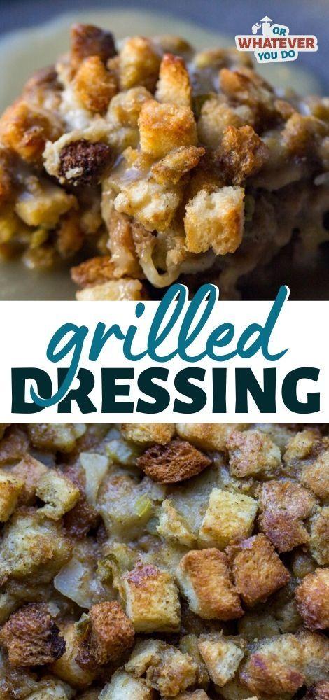 Traeger Grilled Dressing