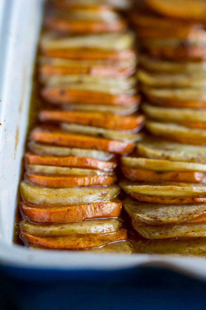 Traeger Grilled Sweet Potatoes