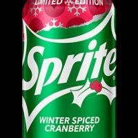 Sprite® Winter Spiced Cranberry