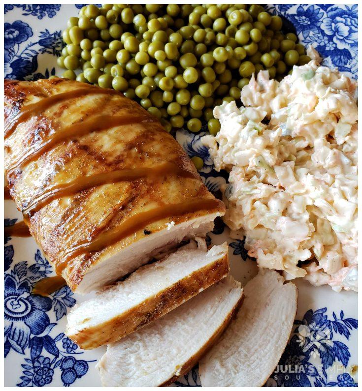 Carolina Gold BBQ Grilled Chicken
