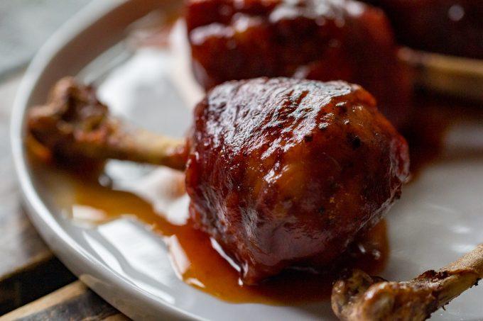 Traeger BBQ Chicken Lollipop