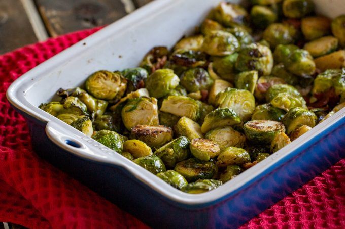 Traeger Brussels Sprouts