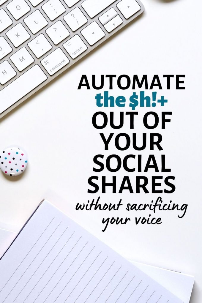Automate your social shares