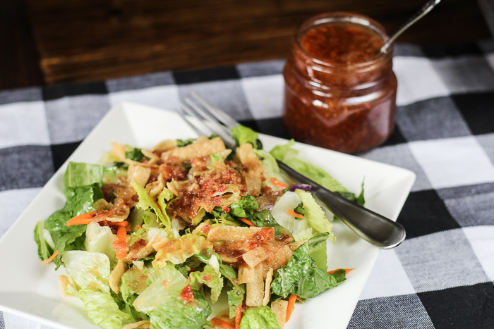 How to Make Rafferty's Hot Bacon Dressing