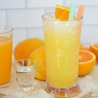 Orange Crush Cocktail